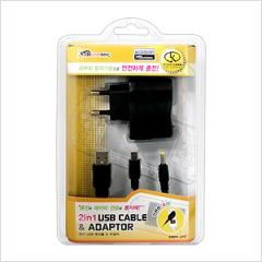2in1 USB CABLE&ADAPTOR