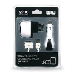 旅行多功能充电套装
